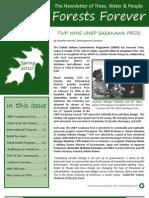 TWP 2010 Spring Newsletter