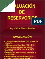 Clase 1 Reservorios