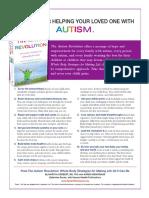 AutismRevolution TenTipsOnePager 17x22 WURL