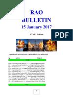 Bulletin 170115 (HTML Edition)