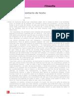 ORIGEN Y FUNCION DE LA FILOSOFIA
