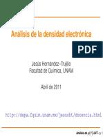 Intro Densidad2011