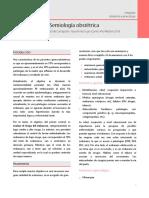 Semiología Obstétrica [Tipeo] 2016