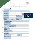 Formatos CONVOCATORIA GRADO2016