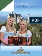 Franchise Brochure