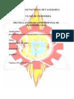 Planeacion y Programacion de Obras Info 02