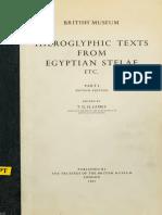 British Museum-Hieroglyphic texts from Egyptian Stelae-1-1961.pdf.pdf