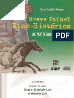 Breve Painel Etno-Histórico de Mato Grosso do Sul