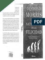 Desmond Morris La Naturaleza de La Felicidad EDI