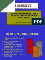 Crisis Financieras - Exp Silvio Rivera