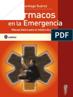 Farmacos en La emergencia manual basico para El medico.de.Guardia