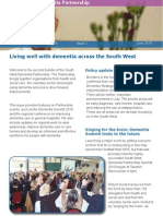Living well with dementia bulletin