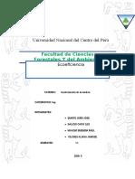 Sistemas Agroforetales en La Comunidad Campesina de Acopal