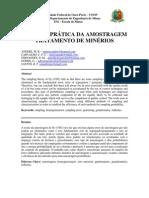 Processamento Mineral - Artigo sobre Amostragem