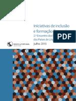 Iniciativas de Inclusão e Formação Financeira
