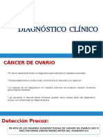 Cancer Ovarico