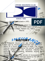 Philippine Insurers Club