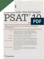 PSAT 10 -- Exam 1.pdf
