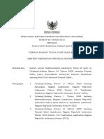 PMK No. 85 Ttg Pola Tarif Nasional Rumah Sakit