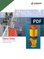 Subsea Chokes Brochure
