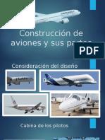 Construcción de aviones y sus partes.pptx