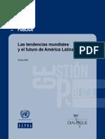 Las Tendencias Mundiales y El Futuro de América Latina