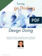 Turning Design Thinking into Design Doing_Rotman Magazine.pdf