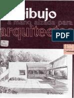 ARQUI LIBROS - Dibujo a Mano Alzada Para Arquitectos - AL