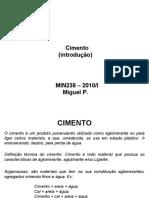Engenharia de Processos - Apuntes Não Metalicos  MIN238