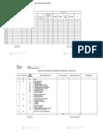Buku Barang Inventaris Rekapitulasi 2012