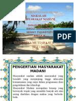 Pai Masyarakat Madani