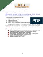 Subprograme Cpp