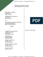 PARISI v SINCLAIR - 13 - Standing Order - dcd-04503031886.13