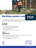 Earthing System Audit