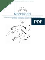 monólogo