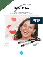 Beautifil 2 Brochure