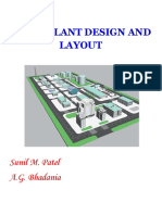 Dairy Plant Design and Layout