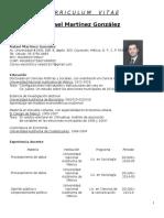CV Para Modificar