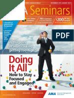 Training Seminars Booklets