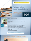 Options After Secondary School