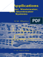 GIS Applications for Water Wastewater and Stormwater Systems