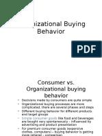 Org Buying Behaviour