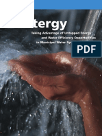 WATERGY_Energy and Water Efficiency