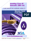 Sikandar CCNP Switch Workbook Version 2.0