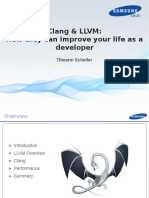 Linuxcon Europe 2014 llvm