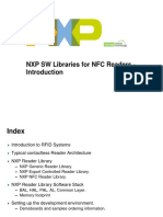 N1404W NXP SW Libraries for NFC Readers - Introduction v1.0 Public