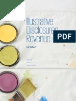 Revenue Illustrative Disclosures
