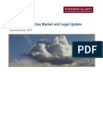 Canadian Oil & Gas Market and Legal Update - Second Quarter 2015