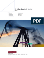 Canadian Oil & Gas Market and Legal Update - Second Quarter 2016