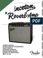 65 Princeton Reverb Manual